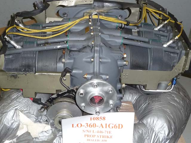 Aircraft Piston Engines, Continental, Lycoming and Pratt