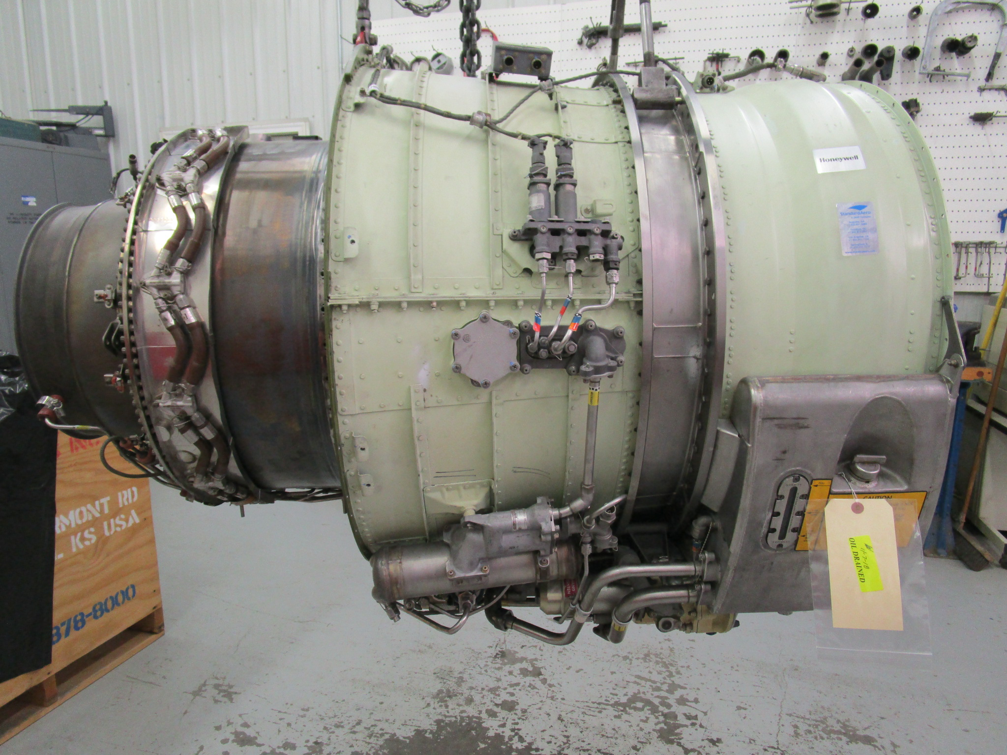 We Buy and Sell Aircraft Engines, Dodson International Parts