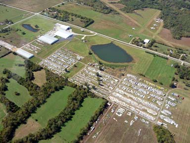 Overhead Photo of Dodson International Parts